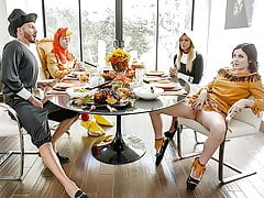 FamilyStrokes - Kinky Family Thanksgiving Orgy