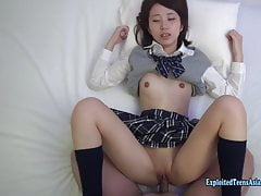 Jav Schoolgirl Amateur Sora Fucks In Her Uniform Uncensored