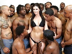 18 Black Men Gangbang India Summer