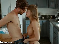 SweetSinner Fucking My Stepmom In The Kitchen