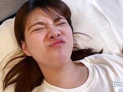 Very Cute Emi Jav Schoolgirl Fucked by stud with tongue, uncensored