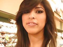 Extrem Hairy Pussy Latina Teen Talk to Fuck at Pick Up Cast