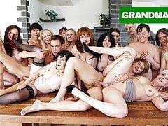 Cum Craving Grannies Compilation