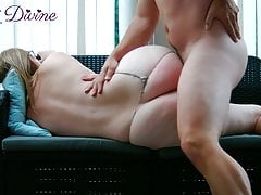 Mom lets  son fuck her big ass!