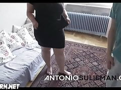 Antonio fucks mom with big tits – full video site name is in the video