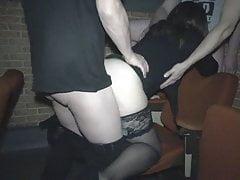 Adult Theater escapades of a hot slutwife